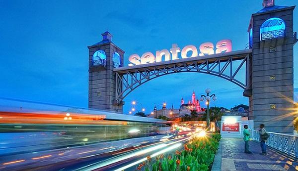 Kinh nghiệm du lịch Singapore tự túc: Đảo Sentosa - địa điểm du lịch ở Singapore đẹp, nổi tiếng