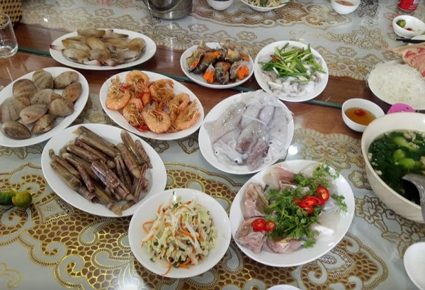 Nhà hàng ở Hạ Long. Nhà hàng Hương Duyên. Địa chỉ quán ăn ngon ở Hạ Long