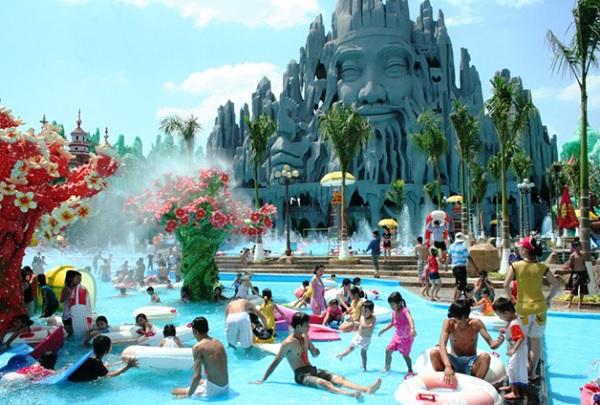 Những địa điểm tham quan ở Sài Gòn. Đến Thành Phố Hồ Chí Minh nên đi đâu chơi? Khu du lịch Suối Tiên