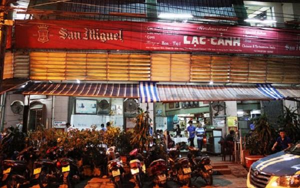 Quán ăn ở Nha Trang ngon, bổ, rẻ: Quán bò nước Lạc Cảnh